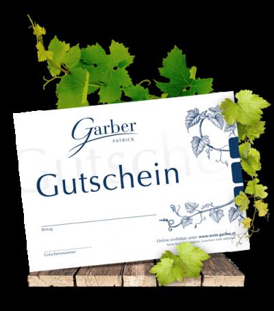 Garber Patrick Weine Gutscheine Online kaufen und selbst ausdrucken